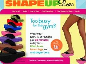shapeshoes